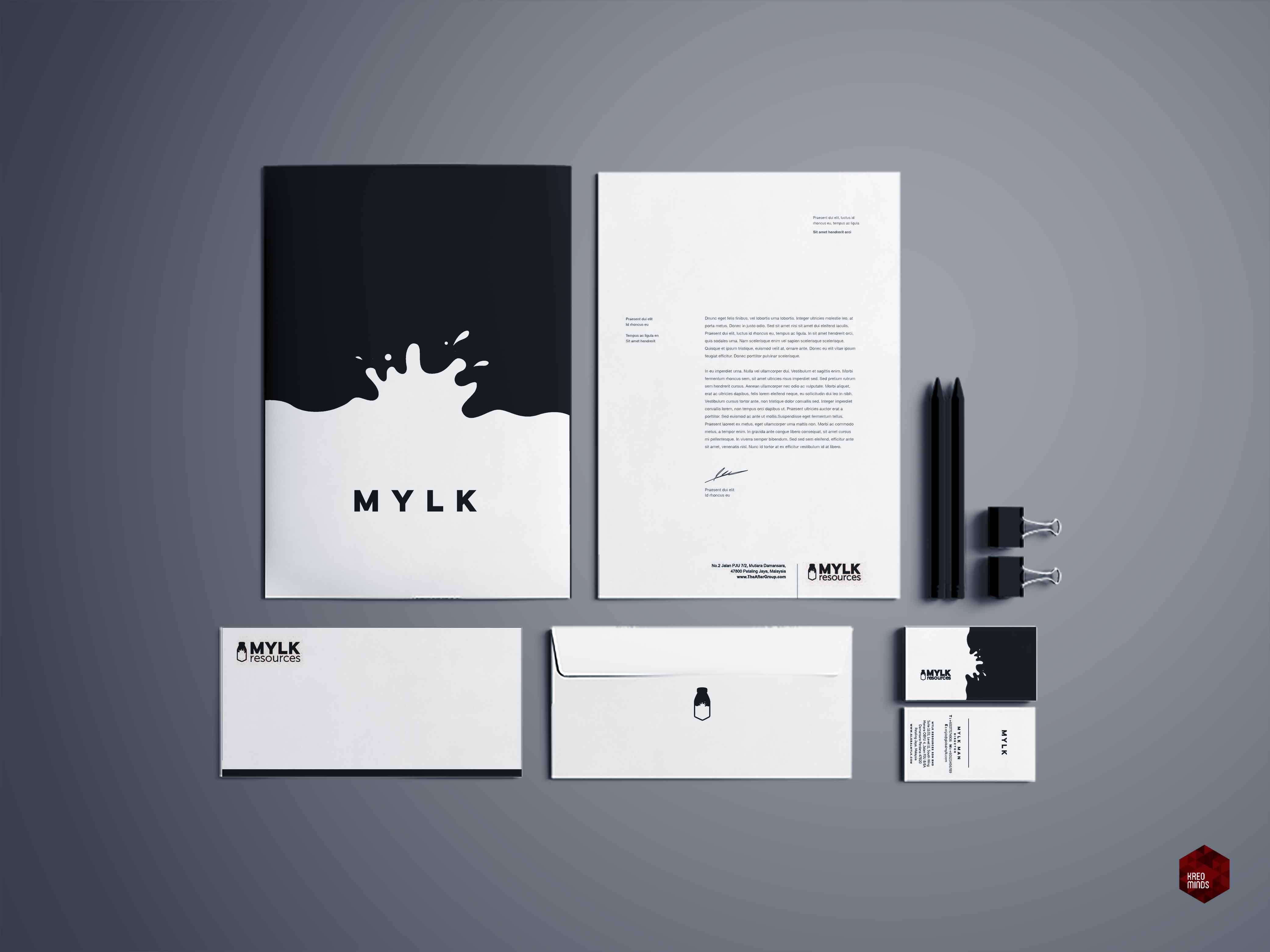 Logo. Identity. Stationery.