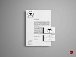 Letterhead. Business Cards.