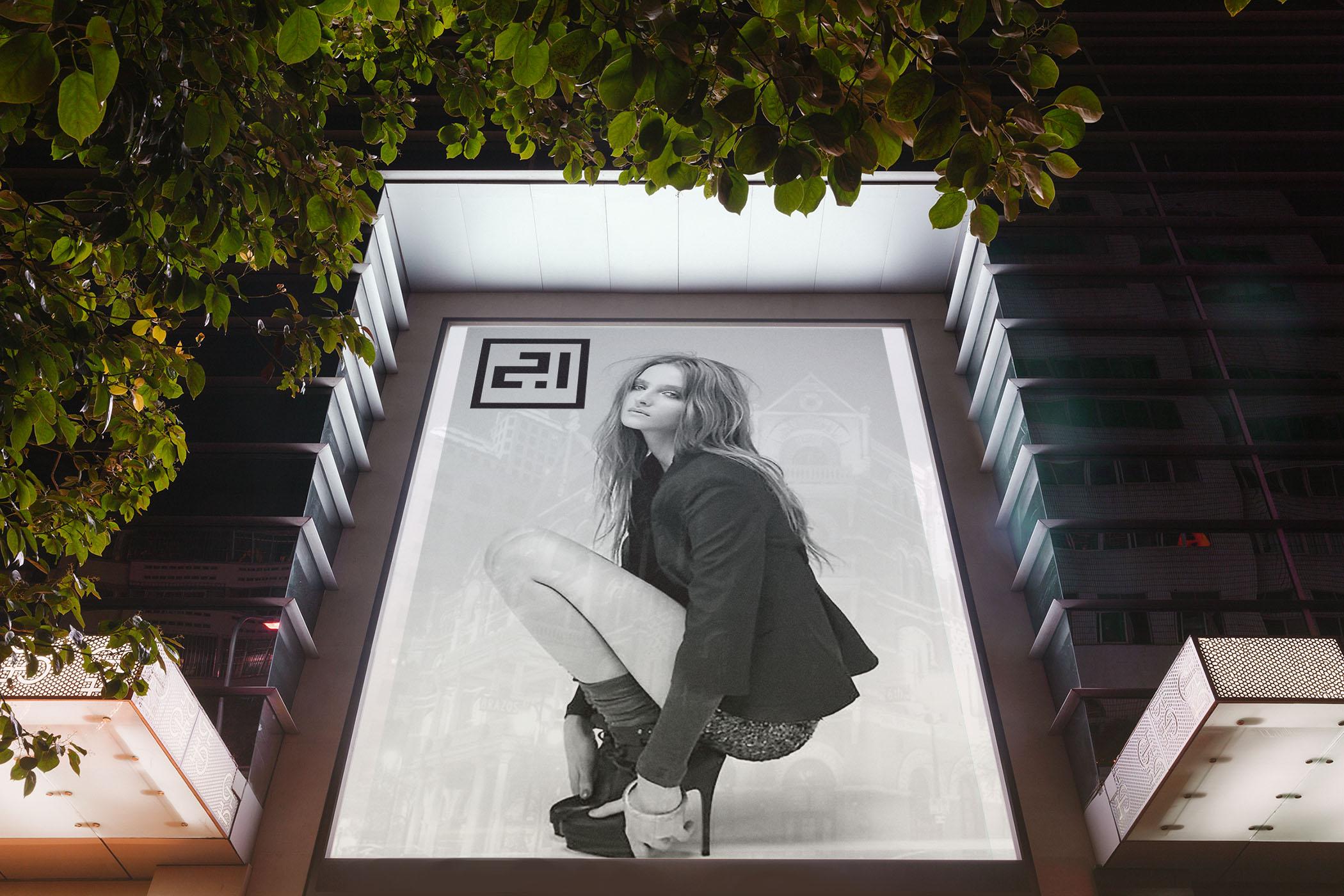 Billboard. Digital Print.