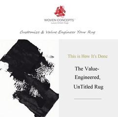 The Value Engineered Rug