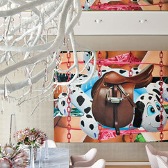Palm Beach Whimsical Residence