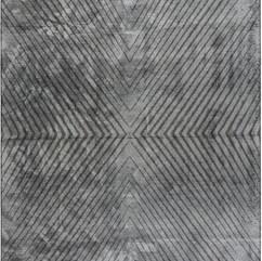 (Poise) Dark Gray-Silver Gray