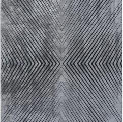 (Poise) Black-Silver Gray
