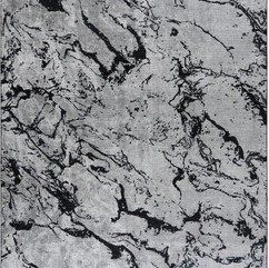 (Radiant) Silver Gray-Black