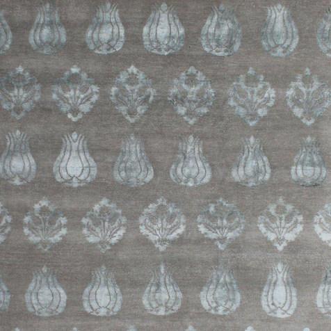 Lyocos (Steel Blue) Wool & Silk