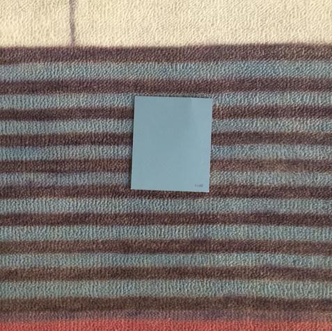 Gunta Stolzl - Bauhaus Rug - Teal Color
