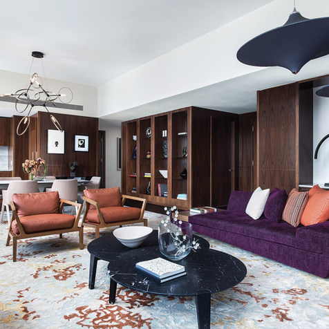 NYC Hotel Penthouse Suite