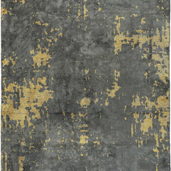 (Composer) Charcoal Gray-Gold