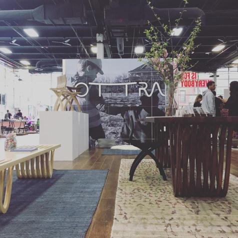 Ot/ra XZW at Brooklyn Designs, 2017