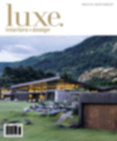 Luxe Magazine, Spring 2014