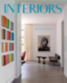 Interiors Magazine, February 2019 - Cove