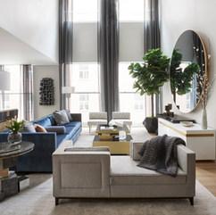 NYC Manhattan Loft Interior