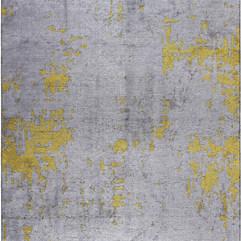 (Composer) Silver Gray-Lemon Yellow