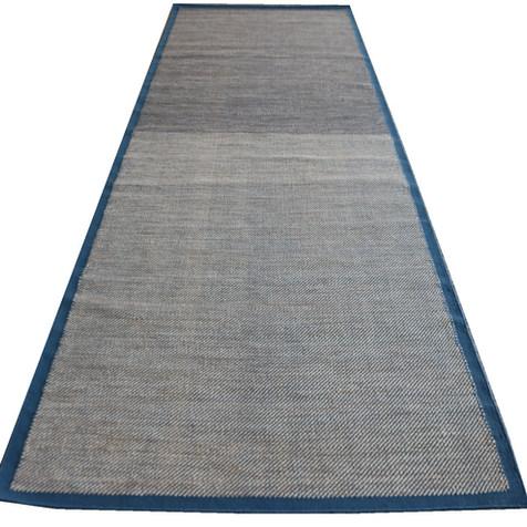 Custom Flat-weave Runner Rug