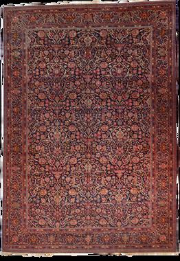 Antique Kashan Dabir