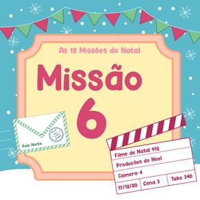 As 12 Missões do Natal | Missão 6: Festival de Cinema de Natal