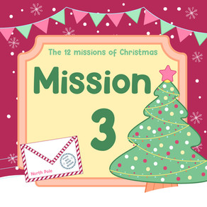 The 12 Missions of Christmas | Mission 3: Where are the trees I left here?