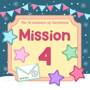The 12 Missions of Christmas | Mission 4: We need more stars!