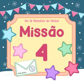 As 12 Missões do Natal | Missão 4: Precisamos de mais estrelas!
