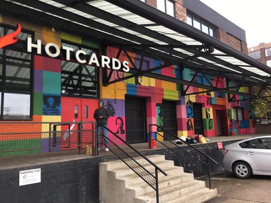 HOT CARDS, CLEVELAND 2018