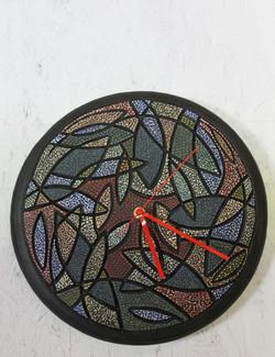 """13 """" D Fish Wall Clock"""