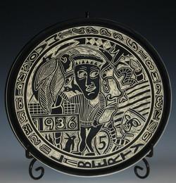 "18"" D Liberty Platter $ 175 available"