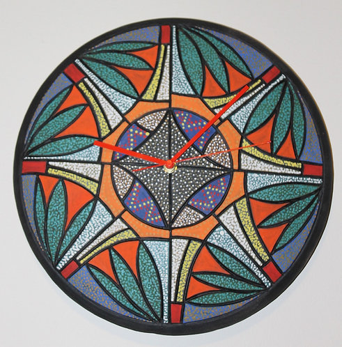 """Native Wall Clock"""