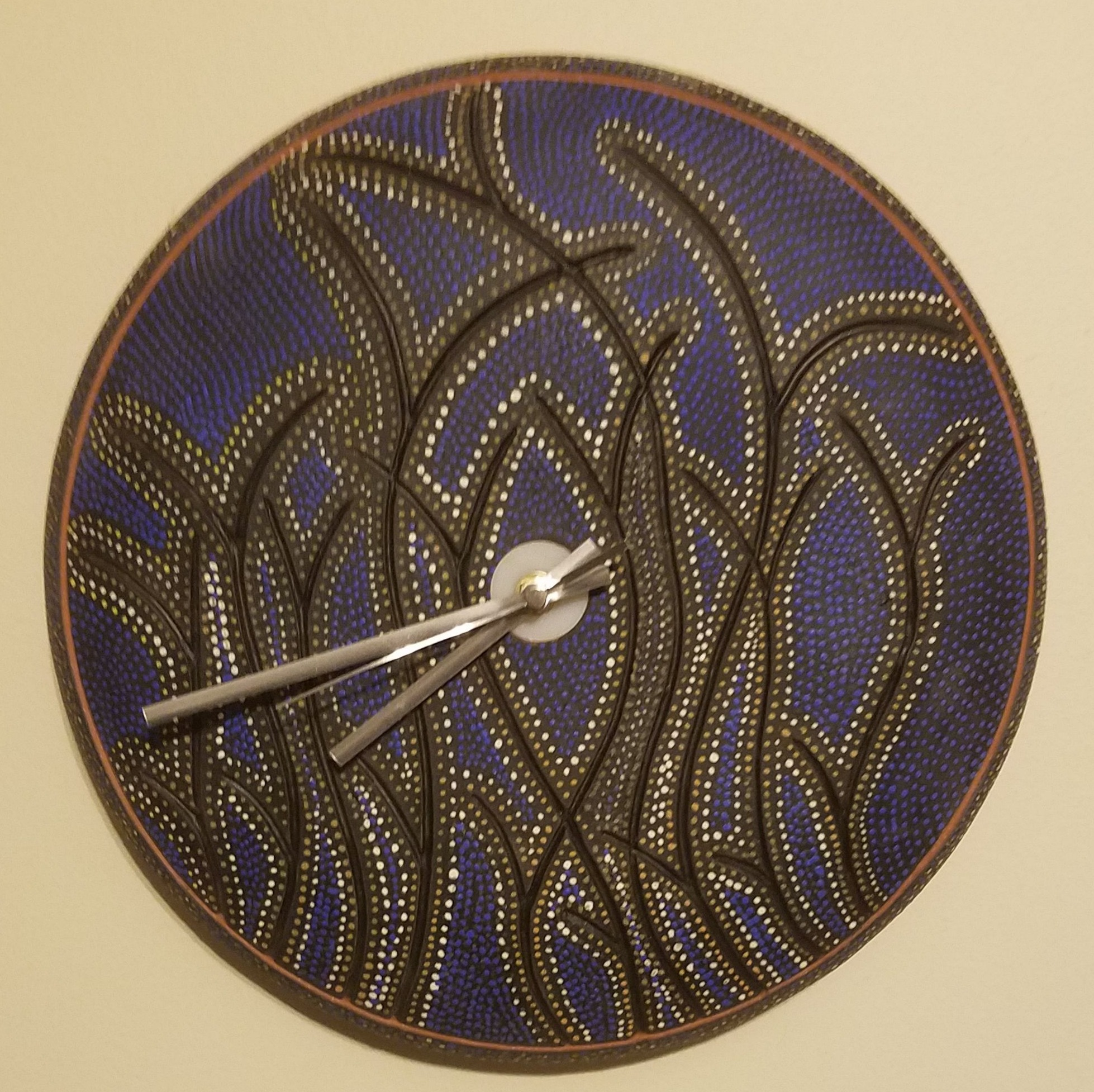 "14"" Wall Clock $100 available"