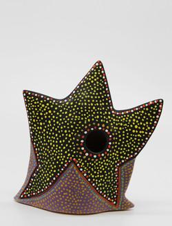 Starfish Birdhouse (sold)