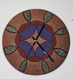 """13"""" D Wall Clock $100.00  available"""
