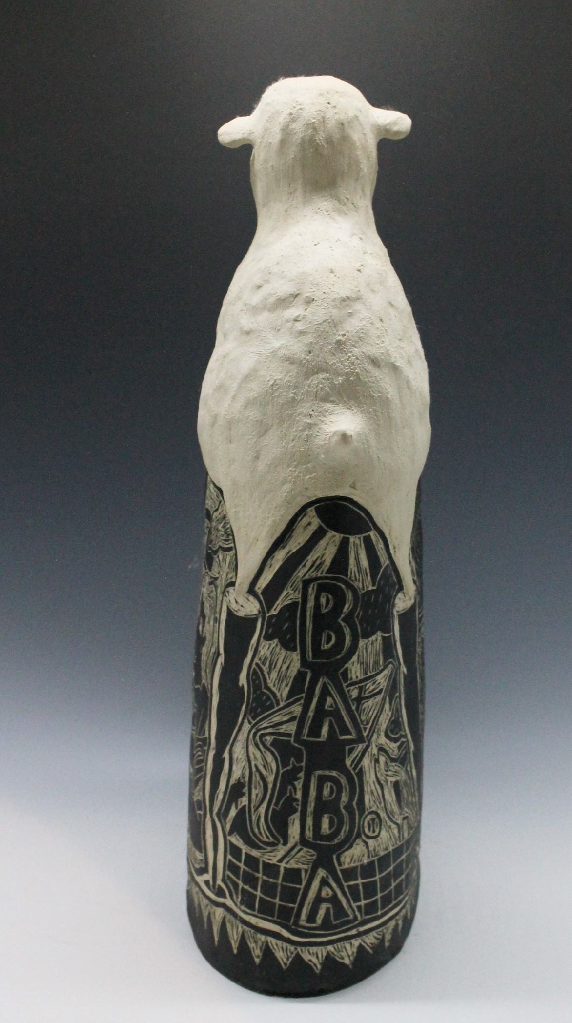 lamb bottle rear