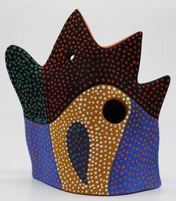 Chicken Birdhouse-Sold