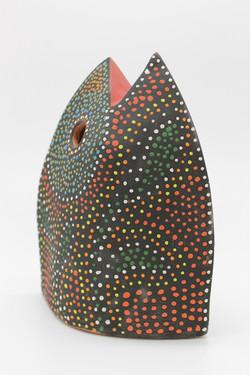 Fish Head Birdhouse