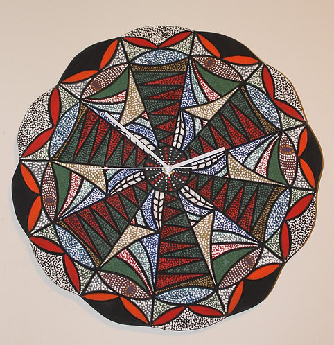 """Eyes"" Wall Clock"