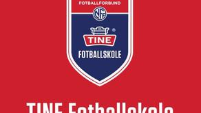 Vi utvider Tine Fotballskole