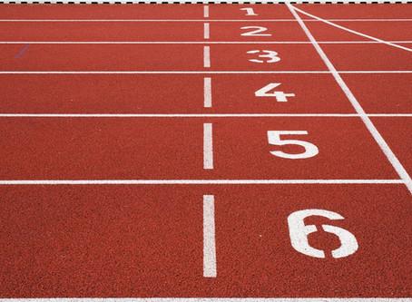 Velkommen tilbake til friidrettstrening