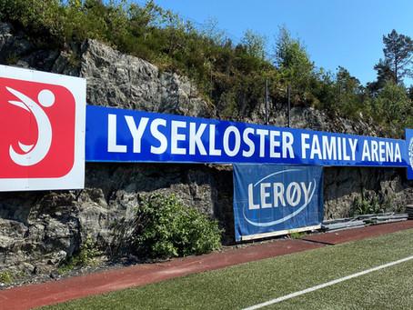 Endrer navn til Lysekloster Family Arena
