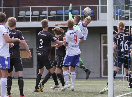 A-laget starter på bortebane mot Sogndal 2