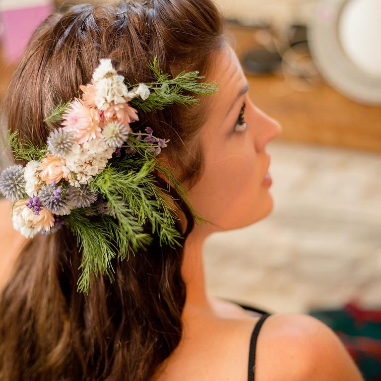 Make a Bridal Crown £35
