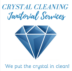 crystal cleaning janitorial services