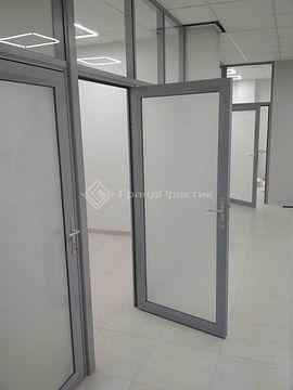 дверь в профиле, офисные двери