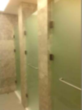 Стеклянные двери для душевой, стеклянные двери для ванной, жаропрочные двери из стекла