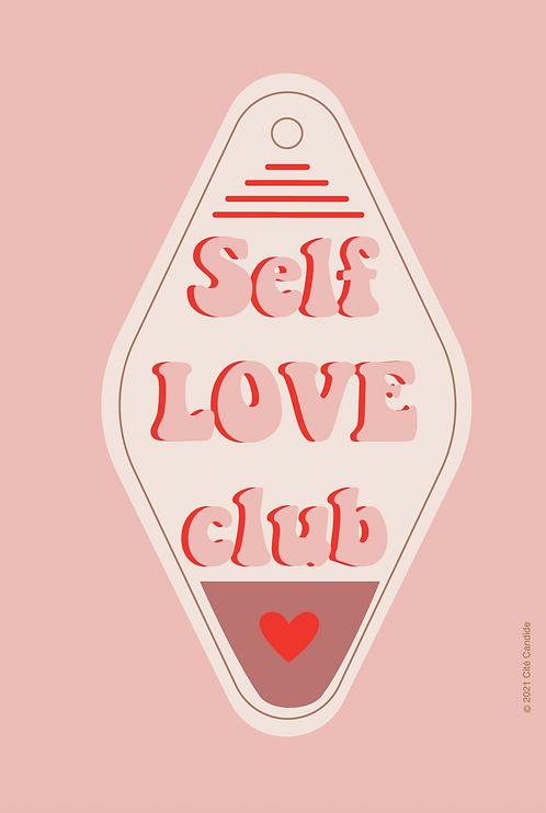 Carte Self love club