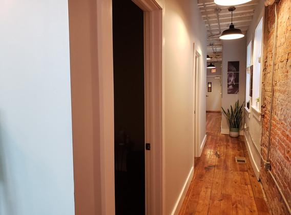 Hallway at Nirvana