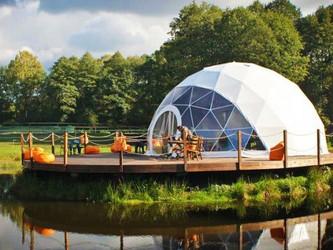 Réflexion sur un habitat insolite : le dôme géodésique