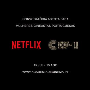Convocatória Aberta para Mulheres Cineastas Portuguesas