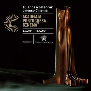A Academia Portuguesa de Cinema celebra o seu 10º aniversário