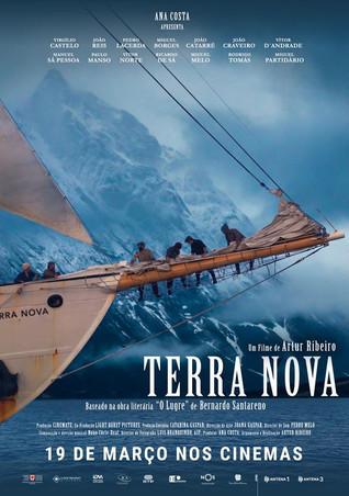 «Terra Nova» em breve em sala