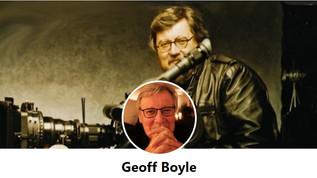 Geoff Boyle NSC 1950 –2021