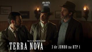 Terra Nova a série estreia dia 3 de Junho